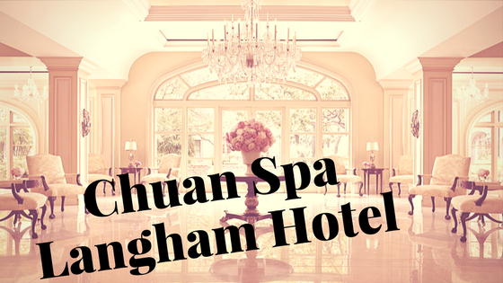 Co-Produced & Featured on The Langham Chuan Spa Video