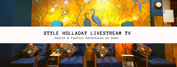 Style Holladay Pivots to Spa Livestream in Aid of Coronavirus Cabin Fever