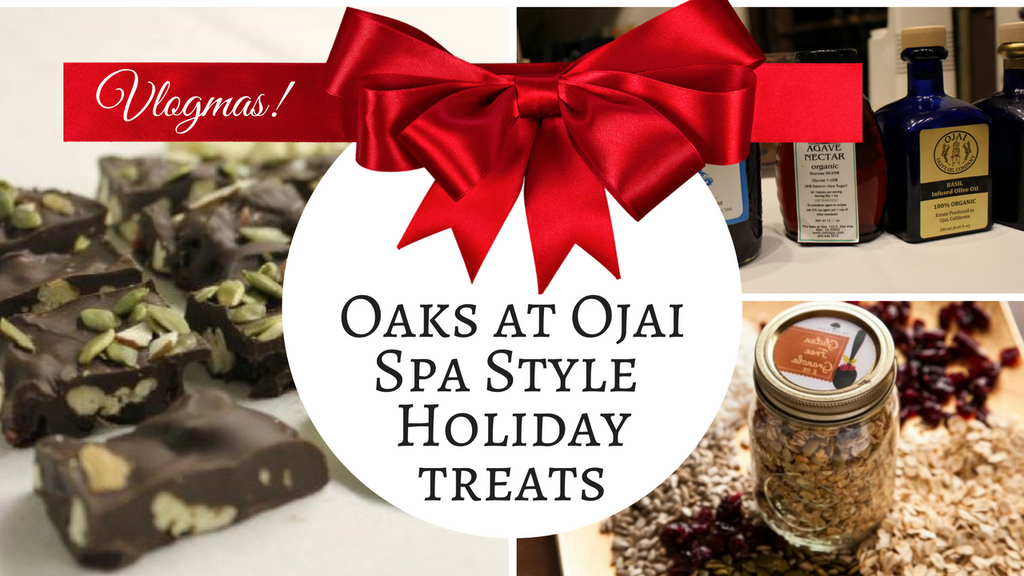 Candy Cooks in Style at the Oaks at Ojai Spa