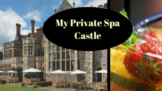 My Cup of Tea: A Private Spa Castle in England Rhinefield House