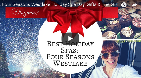How to Spend a Spa Holiday at Four Seasons Westlake