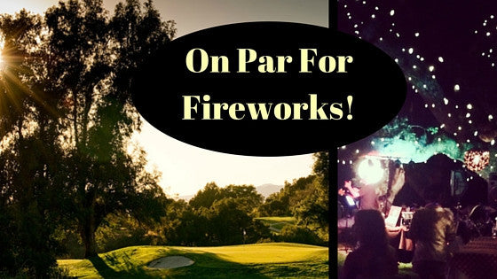 "On Par for Spa ""Fireworks"" at Ojai Valley Inn and Spa"