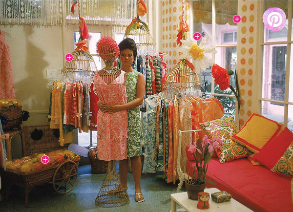 Frippel-anthropy:  In the Pink with CFDA & Frippelicious Designer Lilly Pulitzer!