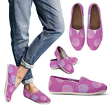 Pink Shell Pattern Casual Shoes - FREE SHIPPING