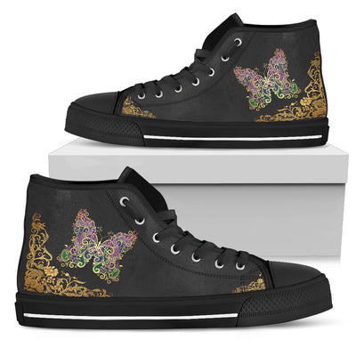 Hi-Top Women's Shoes