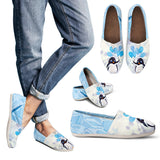 Penguin With Balloons Casual Shoes - FREE SHIPPING
