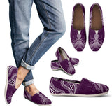 Purple Octopus Casual Shoes - FREE SHIPPING