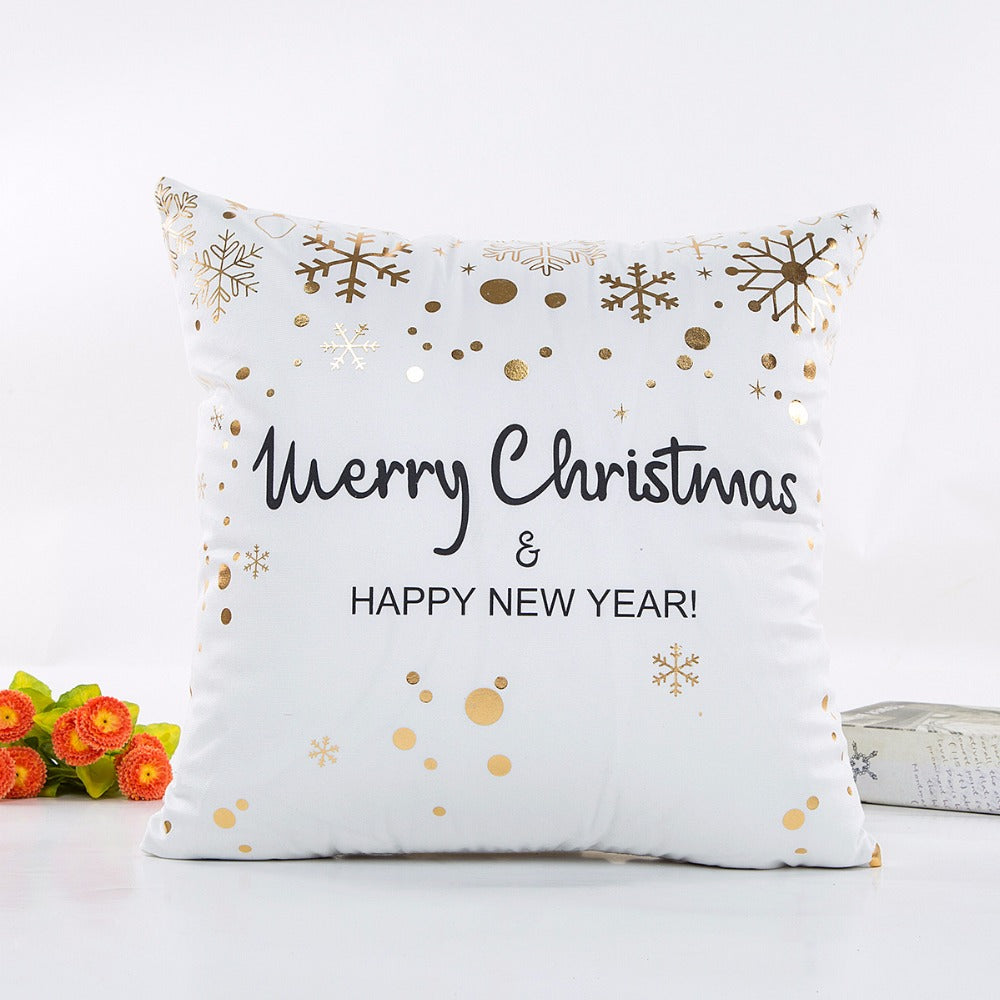 Printed Pillow Covers - FREE Shipping