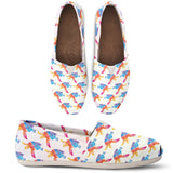 Rainbow Sea Turtle Pattern Casual Shoes - FREE SHIPPING