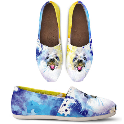 Smiling Seal Casual Shoes - FREE SHIPPING