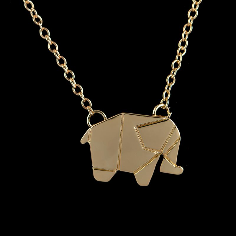 Elephant Necklace - FREE Shipping