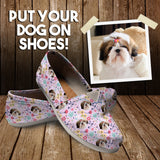 Custom Dog Shoes
