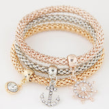 Charm Bracelet - 75% Off and FREE Shipping