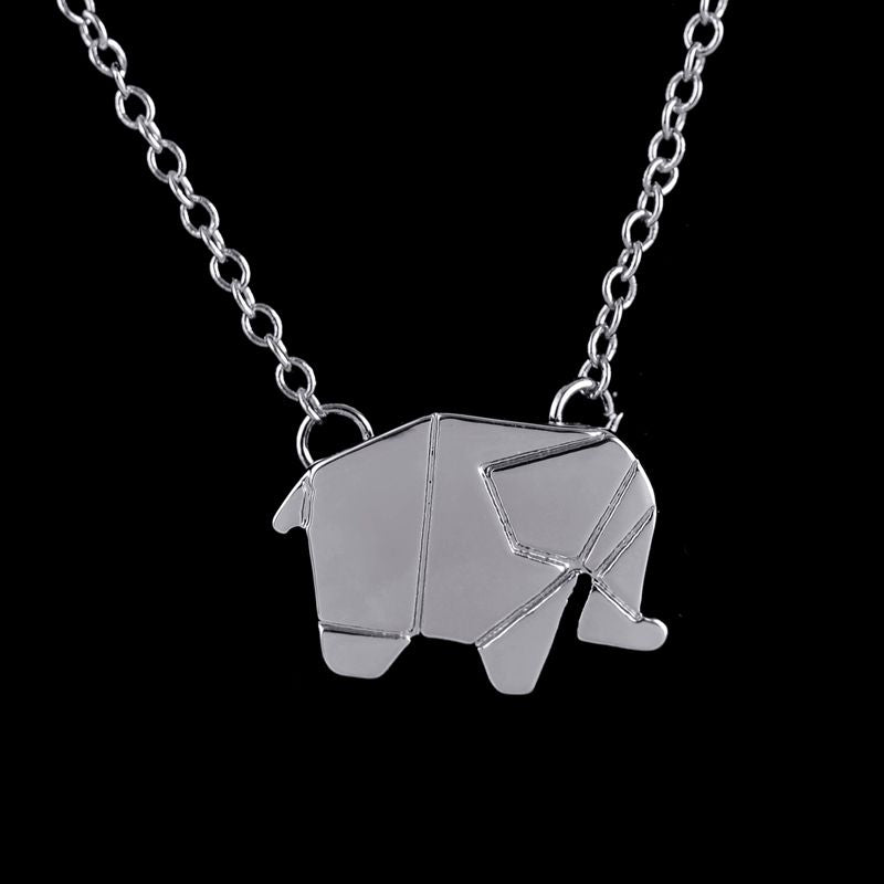 Elephant Necklace - 75% Off - Limited Time