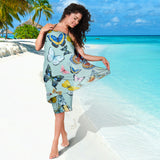 Butterfly Sarong - FREE Shipping