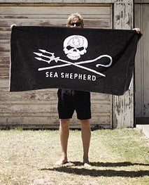 Jolly Roger Eco Towel