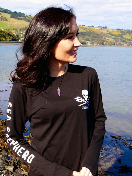 Jolly Roger Unisex Long Sleeve
