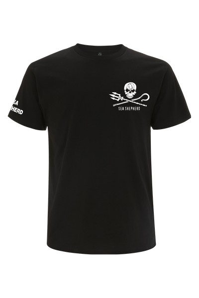 Operation Apex Harmony 100% Organic Cotton Tee - Black