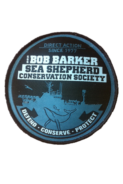 Bob Barker Ships Patch