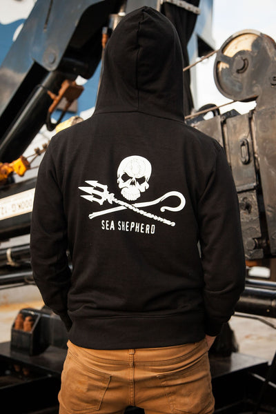 Jolly Roger Pullover Hoodie