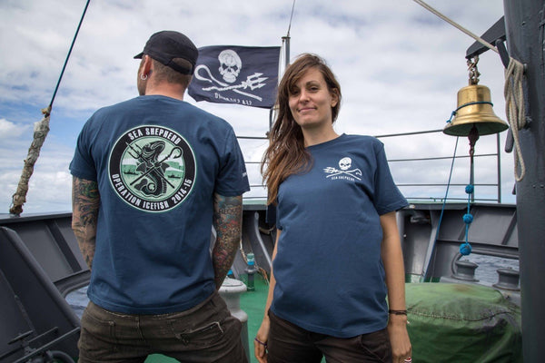 Operation Icefish 100% Organic Cotton Tee