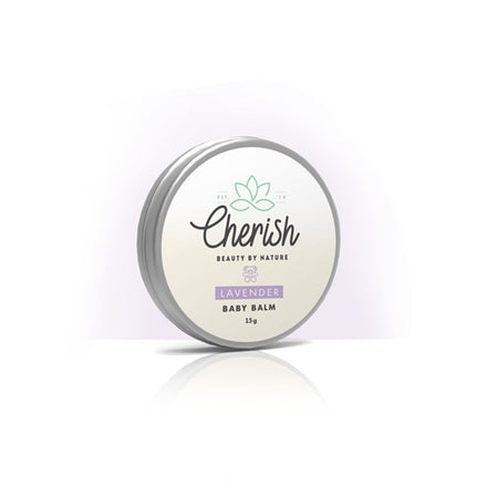 Baby Balm - 100% natural Cloth Nappy Safe Soothe nappy rash and inflamed skin enriched with Calendula for skin healing benefits contains organic ingredients Scented with Organic Lavender Essential Oil