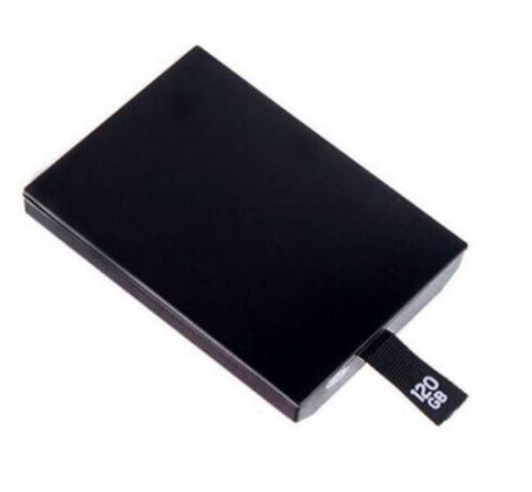 120 GB Internal HDD Hard Drive Disk Disc Xbox 360 Slim Games
