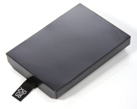 250 GB 1451 Internal HDD Hard Drive Disk Disc XBOX 360 S Slim Games