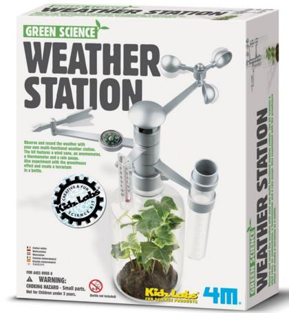 Green Science 4M Weather Station