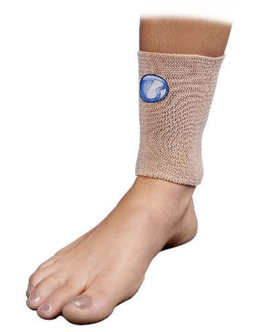 Absolute Bunga Pads 5-Inch Ankle Sleeve Figure Ice Skating 1-PC