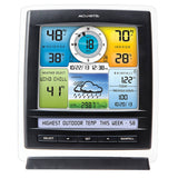 ACURITE 02032CRM Weather Station Temperature Humidity Wind
