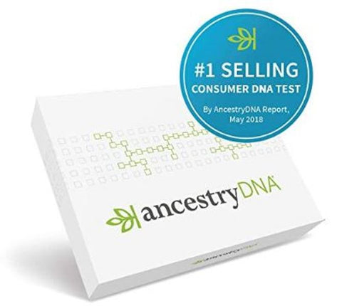 AncestryDNA Genetic DNA Test Testing for Ethnicity Genealogy