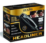 Andis LS-2 29775 Headliner 11-Piece Hair Clipper Trimmer Shaver Razor
