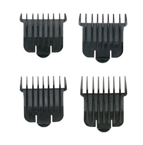 Andis 4-PC Snap on Combs Attachment Set for T-blade