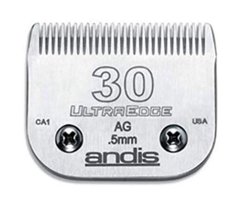 Andis 64075 UltraEdge Size 30 Pet Clipper Blade for Cattle and Horse