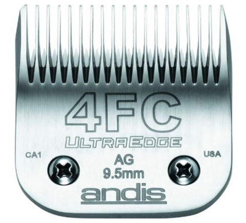 Andis 64123 UltraEdge Size 4FC Pet Clipper Blade for Andis AG AGP AGCL MBG
