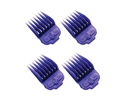 Andis 66320 Magnetic Guide Clipper Comb Set for MBA MC-2 ML MA-1 PM-1 2 3