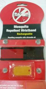 Anti-Mosquito Repellent Wristband (USA)