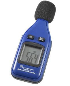 Bafx Decibel Sound Level Reader Meter
