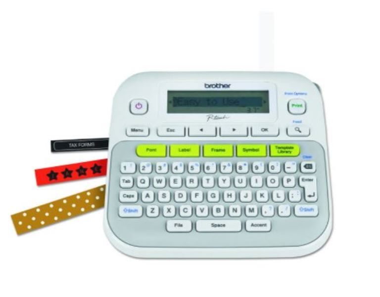 Brother P-Touch PT-D210 Electronic Label Maker