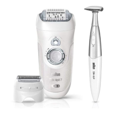 Braun 7-561 Silk Epil 7 Epilator Wet Dry Body Bikini Hair Remover Shaver Trimmer