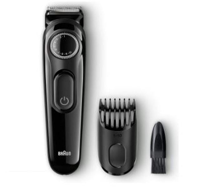 Braun BT3020 Cordless Beard Face Hair Trimmer Clipper Shaver