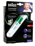 Braun FHT1000US Forehead Digital Thermometer