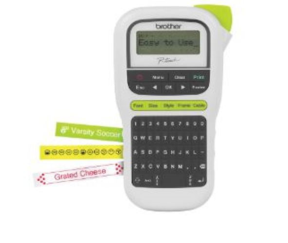 Brother P-Touch PTH110 Electronic Portable Labeler Label Maker Printer