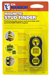 CH Hanson 03040 Magnetic Stud Finder Nail Screw Locator