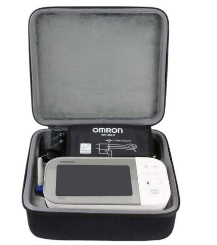 Co2crea Hard Travel Carrying Case Bag for Omron 10 Series BP5450 Platinum Blood Pressure BP Monitor