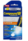 Compound W Complete Wart Kit Freeze Off Plantar Wart Removal Remover 15 Treatments