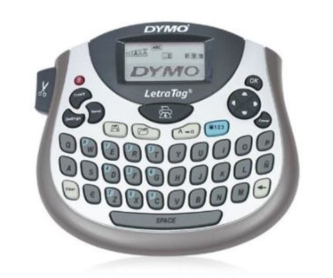 DYMO 1733011 LetraTag Plus LT-100T Label Maker Labeler