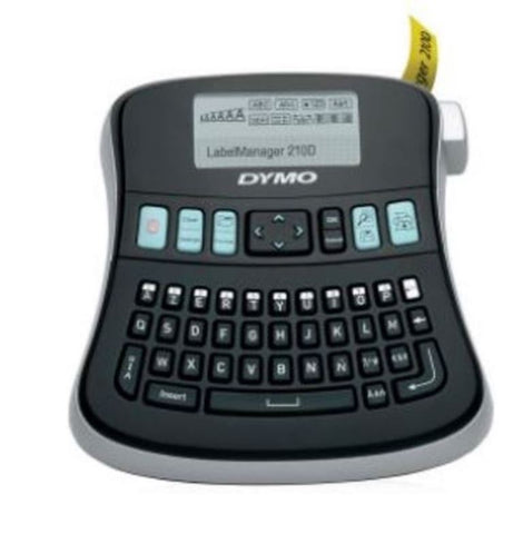 Dymo 1738345 LabelManager 210D Label Maker Qwerty Keyboard
