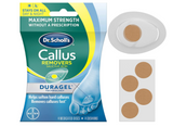 Dr. Scholl's Callus Remover Cushioning Pain Relief with Duragel Technology